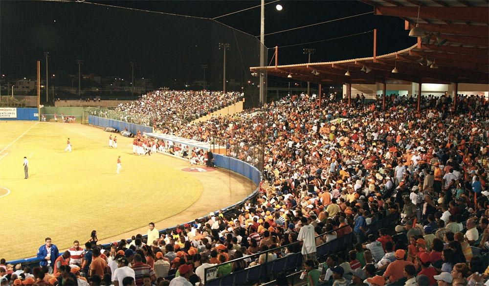 Imagen de archivo del Estadio Francisco A. Micheli durante un partido