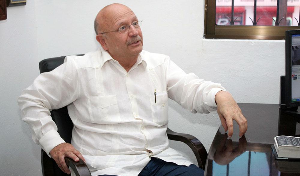 Ing. Carlos Morales Troncoso