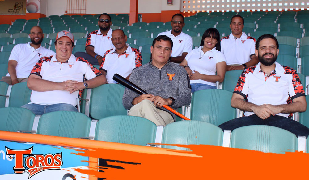 Equipo Operaciones de Béisbol Toros del Este 2019-2020