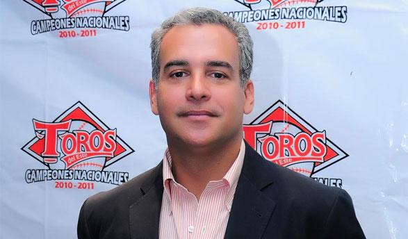 Luis Emilio Rodriguez, Presidente Toros del Este